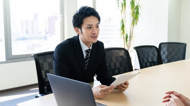 人材派遣の企画営業【IK-11】